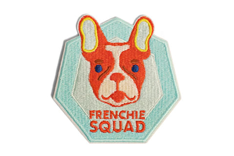 Patch-Bordado-Frenchie-Squad