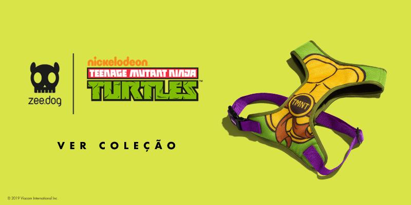Coleção Tartarugas Ninja - Zee.Dog