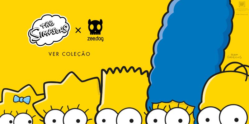 Ver coleção | The Simpsons - Zee.Dog