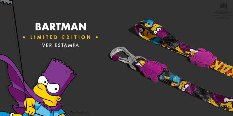 Bartman - Ver Zee.Bed | The Simpsons - Zee.Dog