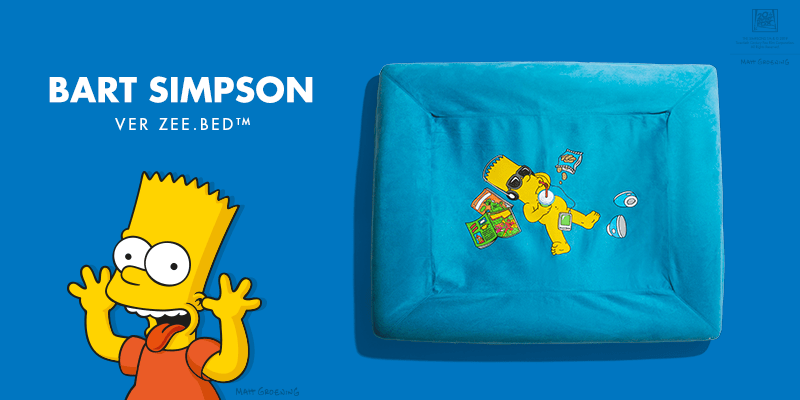 Bart Simpson - Ver Zee.Bed | The Simpsons - Zee.Dog
