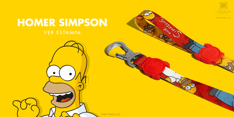 Homer Simpson - Ver Estampa | The Simpsons - Zee.Dog