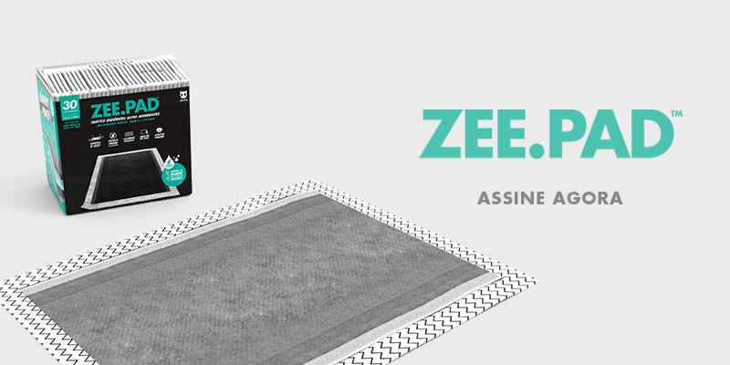 Assinatura Zee.Pad | Zee.Dog