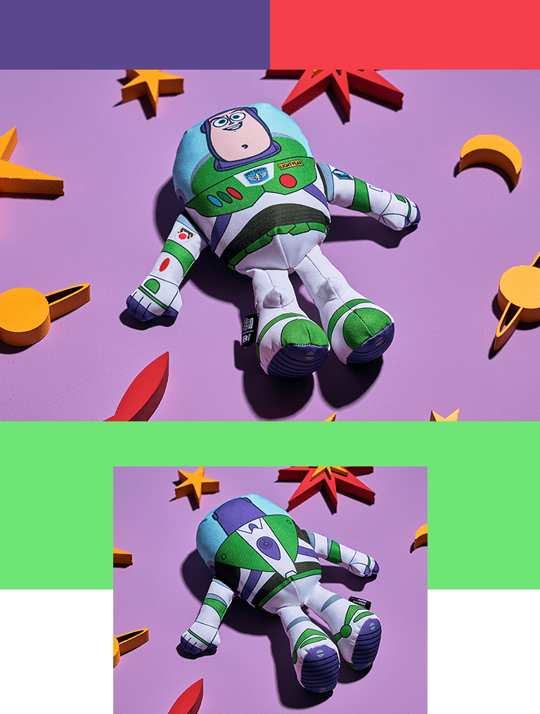 Brinquedo Para Cachorros Toy Story Buzz Lightyear - Zee.Dog