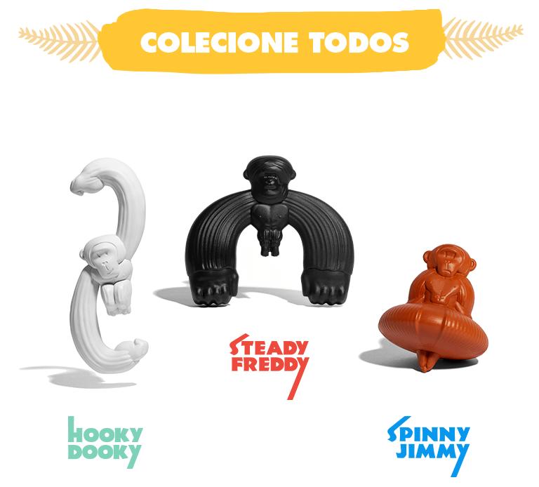 brinquedo para cachorros monkeys zee.dog