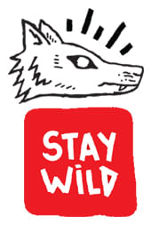 Logo Stay Wild - Zee.Dog