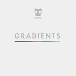 Logo Gradients Zee.Dog