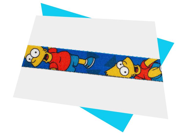 Coleira para Cachorro Bart Simpson | The Simpsons - Zee.Dog