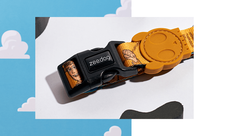 coleira para cachorros buzz lightyear toy story zeedog