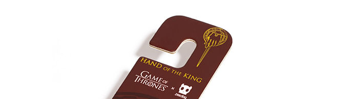 Estampa Hand Of The King Game Of Thrones - Zee.Dog