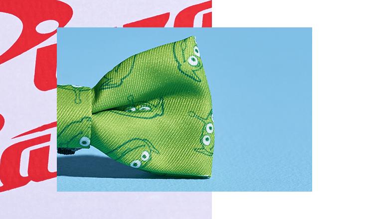 gravata para cachorros Little Green Man toy story