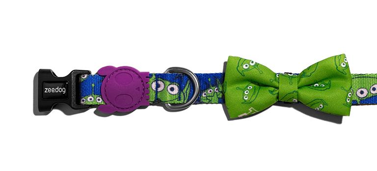 gravata para cachorro Little Green Men toy story