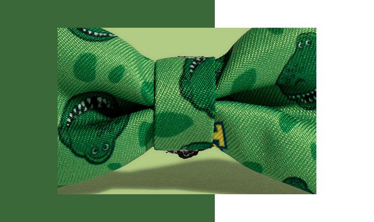 gravata para cachorros Rex toy story