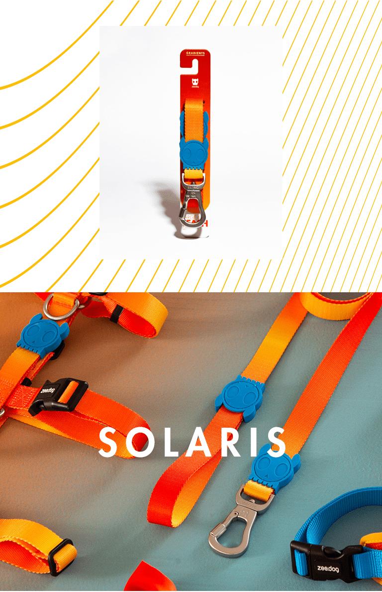 Coleção Gradients Solaris