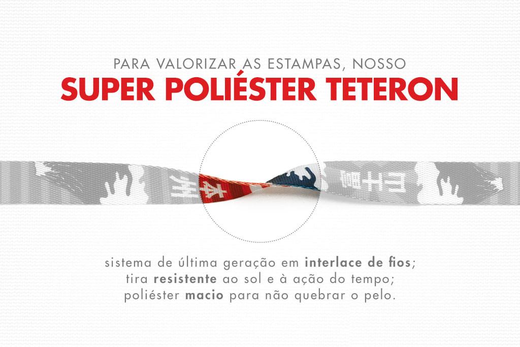 Super Poliéster Teteron | Zee.Dog
