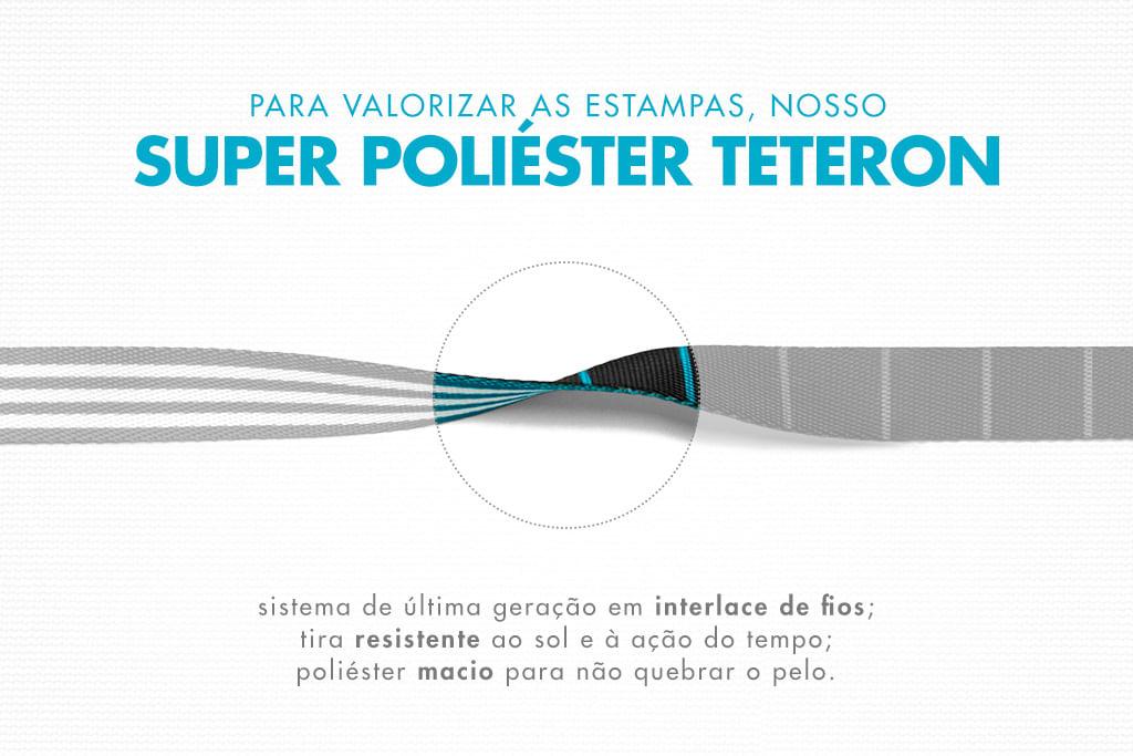 Super Poliéster Teteron   Zee.Dog