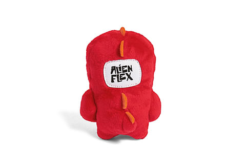 Brinquedo-para-cachorros-Alien-Flex-Mini-Ghim