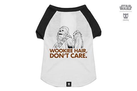 camiseta-para-cachorros_star-wars_preta_wookiee_hair_dont_care_chewbacca_zeedog_cachorro_pet_active