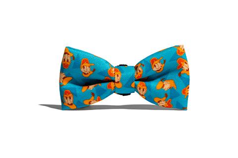 gravata-para-cachorros-donald-duck---scrooge-mcduck-pato-donald-zeedog-cachorro-pet-active