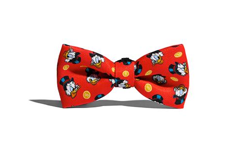 gravata-para-cachorros-donald-duck---scrooge-mcduck-tio-patinhas-zeedog-cachorro-pet-active
