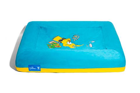cama-para-cachorros-simpsons-zee-bed-zeedog-cachorro-pet-active