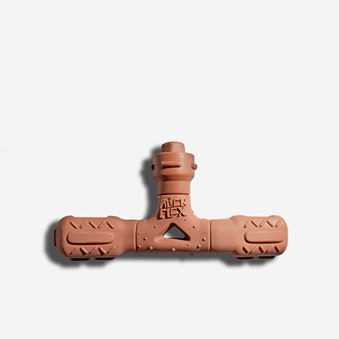 brinquedo-para-cachorros-nylon-alien-flex-chave-hex-zeedog-cachorro-pet-active