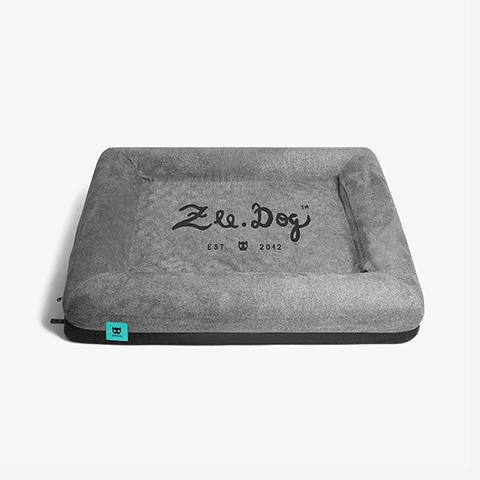 cama-para-cachorros-zee-bed-logo-zeedog-cachorro-pet-active