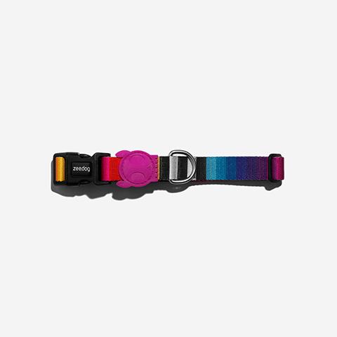 coleira-para-cachorros-prisma-colorido-arco-iris-zeedog-cachorro-active