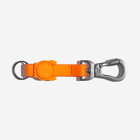 chaveiro-tangerine-laranja-neopeo-zeedog-cachorro-pet-active