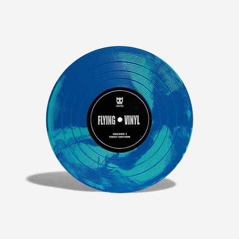 brinquedo-para-cachorros-flying-vinyl-azul-zeedog-cachorro-pet-active