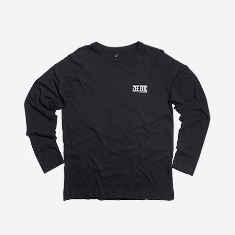 roupas-camisa-raglan-ml-ind-logo-preto-zeedog-human-active