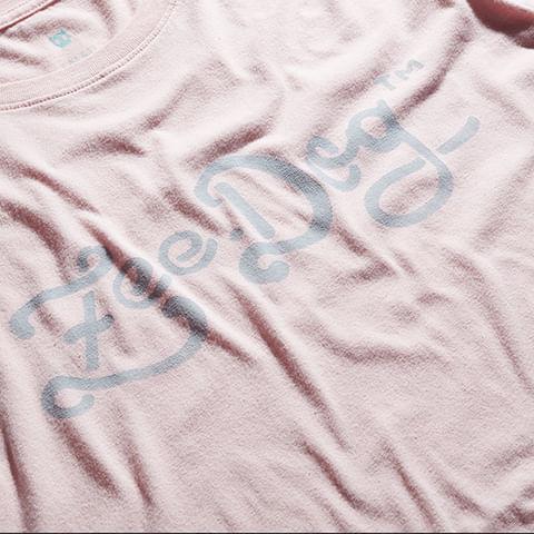 t-shirt-groovy-logo-rosa-zeedog-human-hover