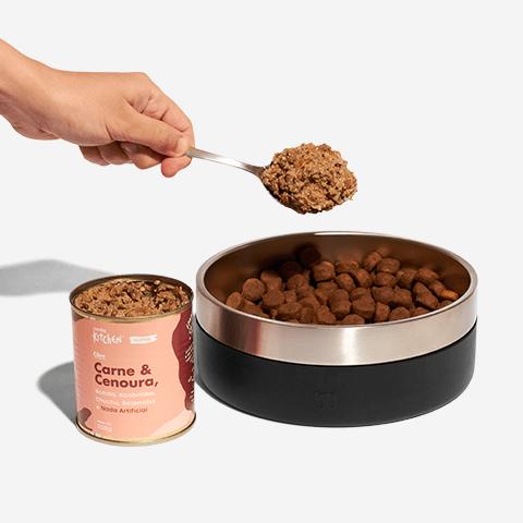 comida-topper-para-cachorros-carne-cenoura-zeedog-pet-hover