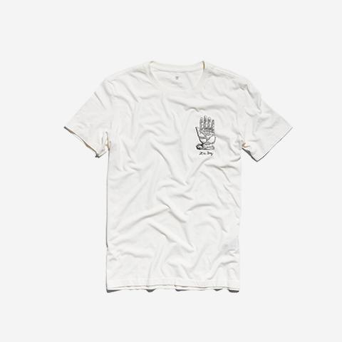 camisa-the-hand-branca-zeedog-human-active