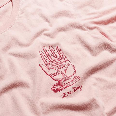 camisa-the-hand-rosa-zeedog-human-hover