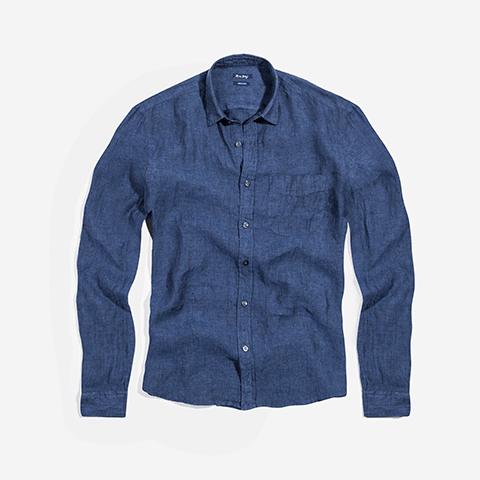 camisa-linho-azul-zeedog-human-active