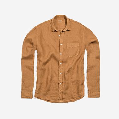 camisa-linho-ocre-zeedog-human-active