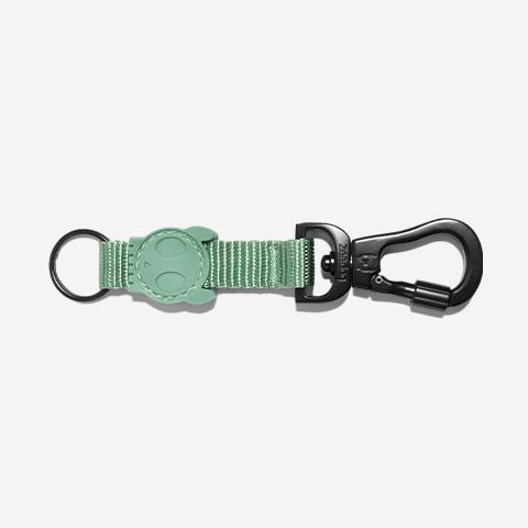 chaveiro-army-green-zeedog-active