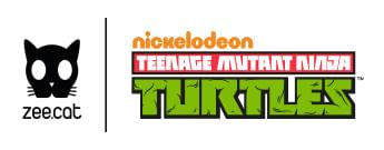 Logo Tartarugas Ninja | Zee.Cat