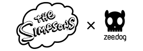 Logo The Simpsons | Zee.Dog
