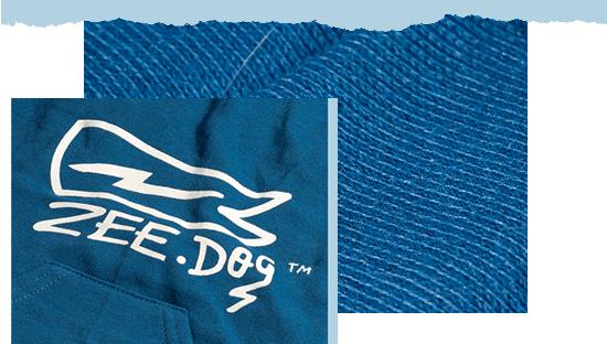 moletom para cachorros classic azul