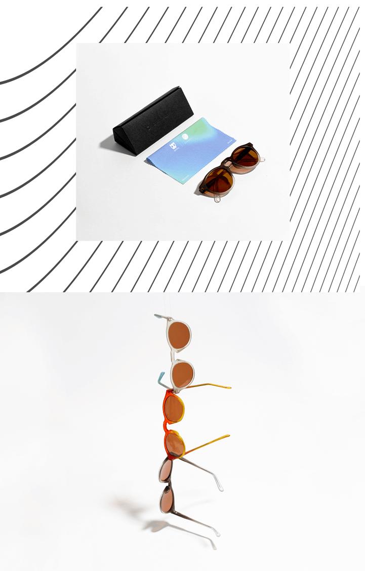 Coleção Óculos Gradients - Zee.Dog | Zerezes