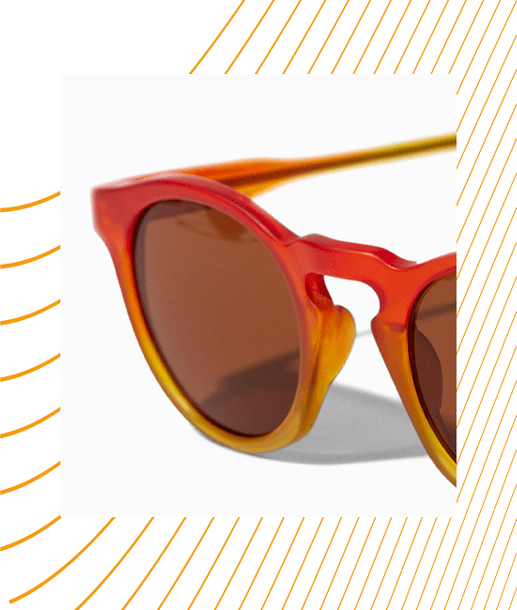 Lente do Óculos Gradients Solaris - Zee.Dog | Zerezes