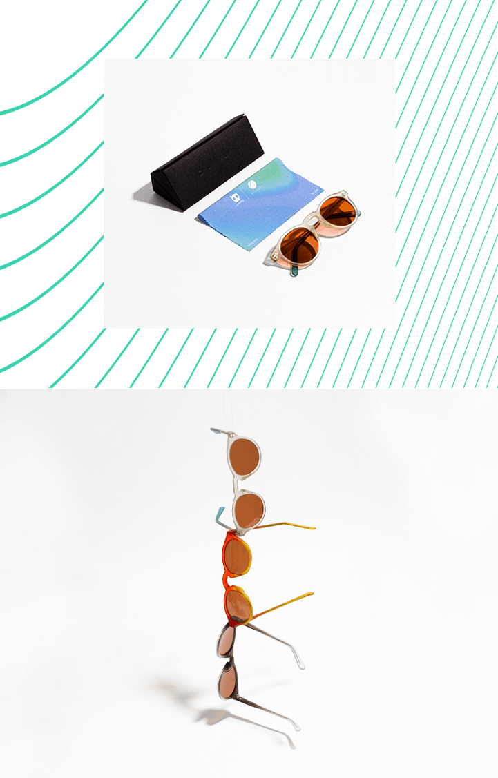 Coleção Óculos Gradients - Zee.Dog   Zerezes
