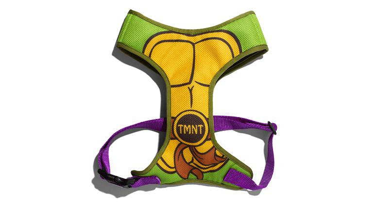 Peitoral para Cachorros Mesh Plus Tartarugas Ninja | Zee.Dog