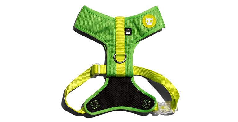 Peitoral Mesh Plus para Cachorros Mike Monstros SA - Zee.Dog