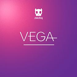 Estampa Vega - Playlist Spotify Tecla Zee.Dog