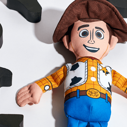 coleira para cachorros woody toy story