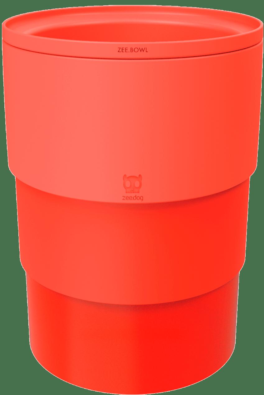 Zee.Bowl - Comedouro ajustável - Base ajustável em 3 níveis