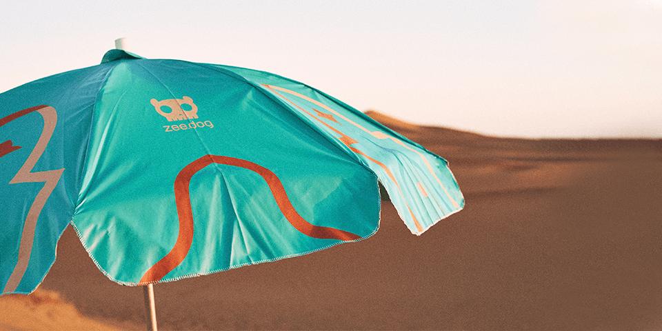 Guarda-Sol - Coleção Marrakesh - Zee.Dog